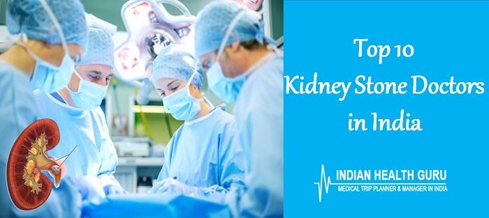 Top Kidney Stone Doctor in india