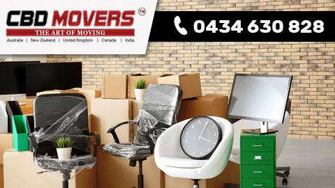 CBD Movers | The Art Of Moving