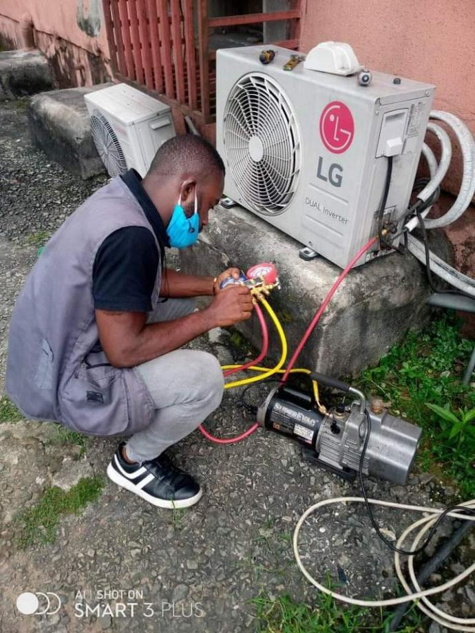 Air-conditioning installation and repairs