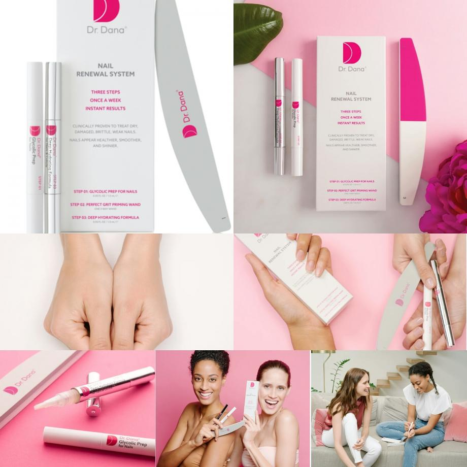 Dr Dana Nail Care System