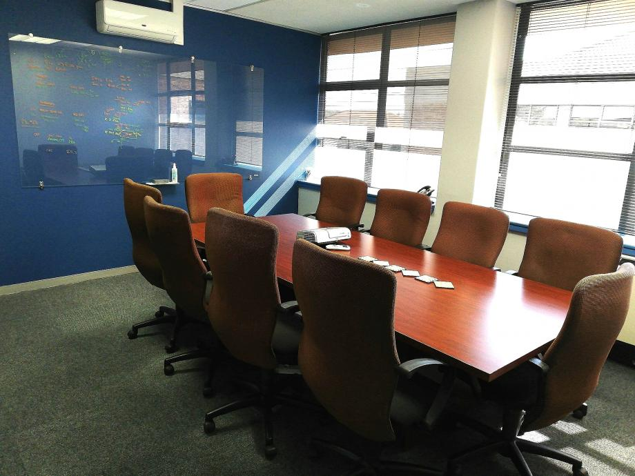 Training Room, Boardroom and Hot Desk