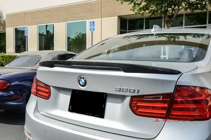 BMW F30 Carbon Boot Spoiler M3 Style