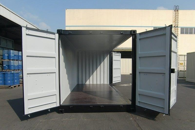 Shipping Container 20ft High Cube Openside