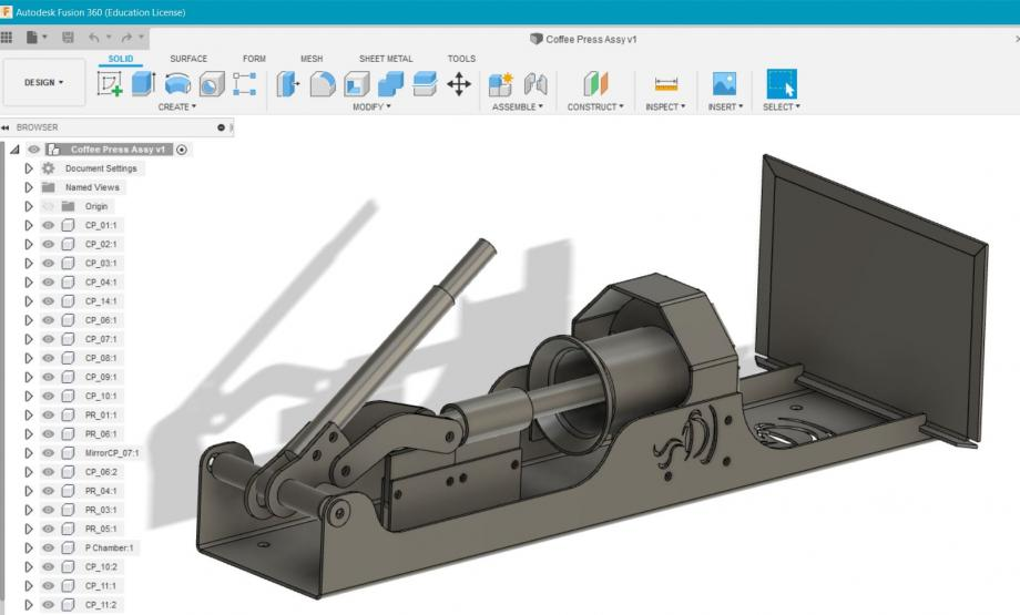 Create 2D and 3D technical drawing