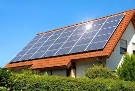Get Solar electricity to power your house