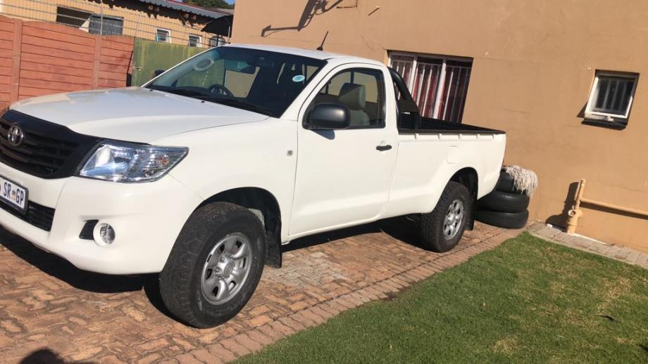 Toyota Hilux 2011 Bakkie for Sale