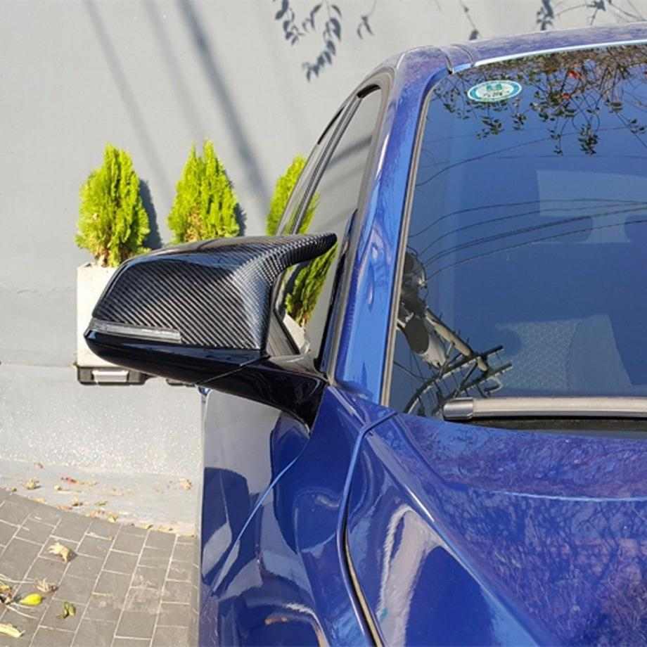Carbon Mirror Covers for 3 Series BMW F30 M3/M4 style