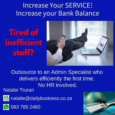 A - Daily Business Solutions Typing Service