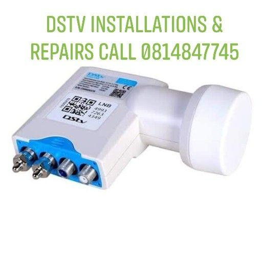 Dstv Installations,Signal Repairs, Relocations Call/WhatsApp 081