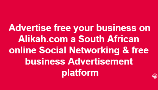 Its Time to advertise your business free on alikah.com