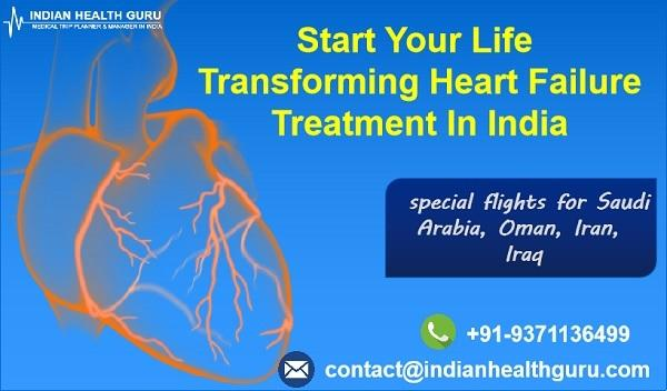 Top Heart Failure  Surgeons In India