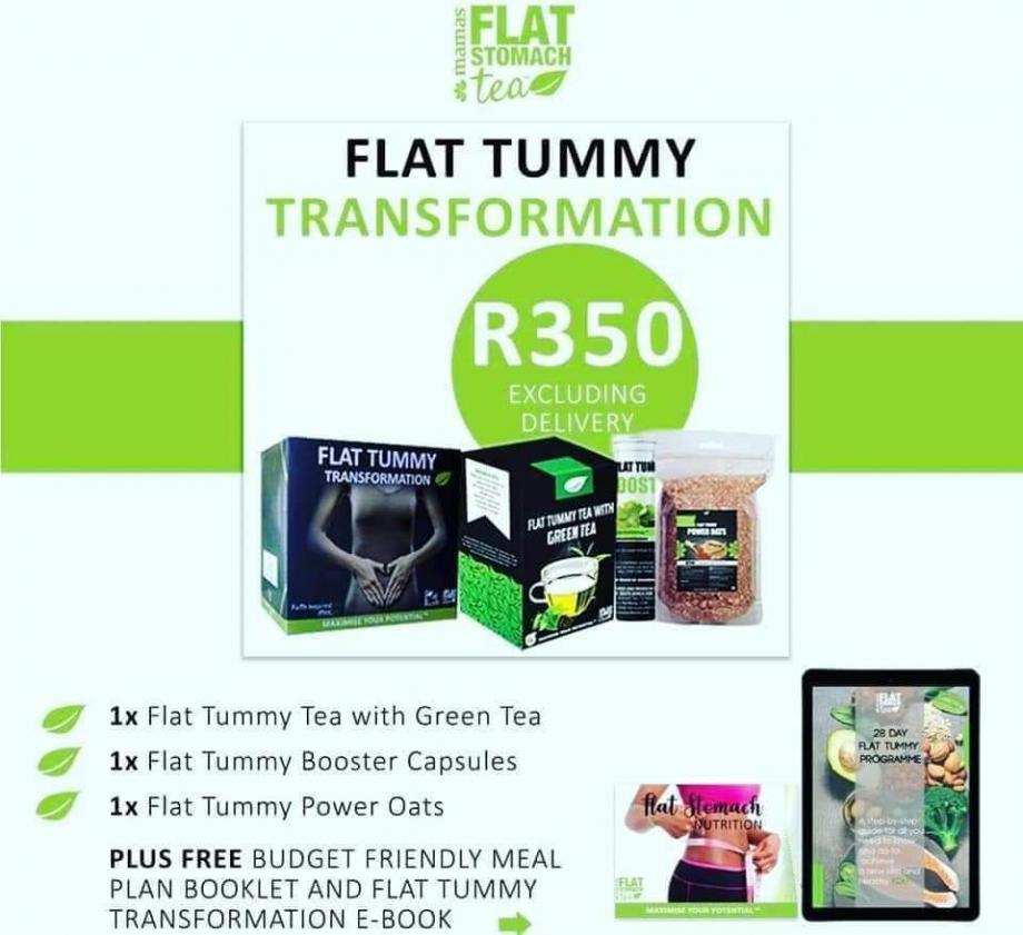 Flat Stomach Tea and weight loss products