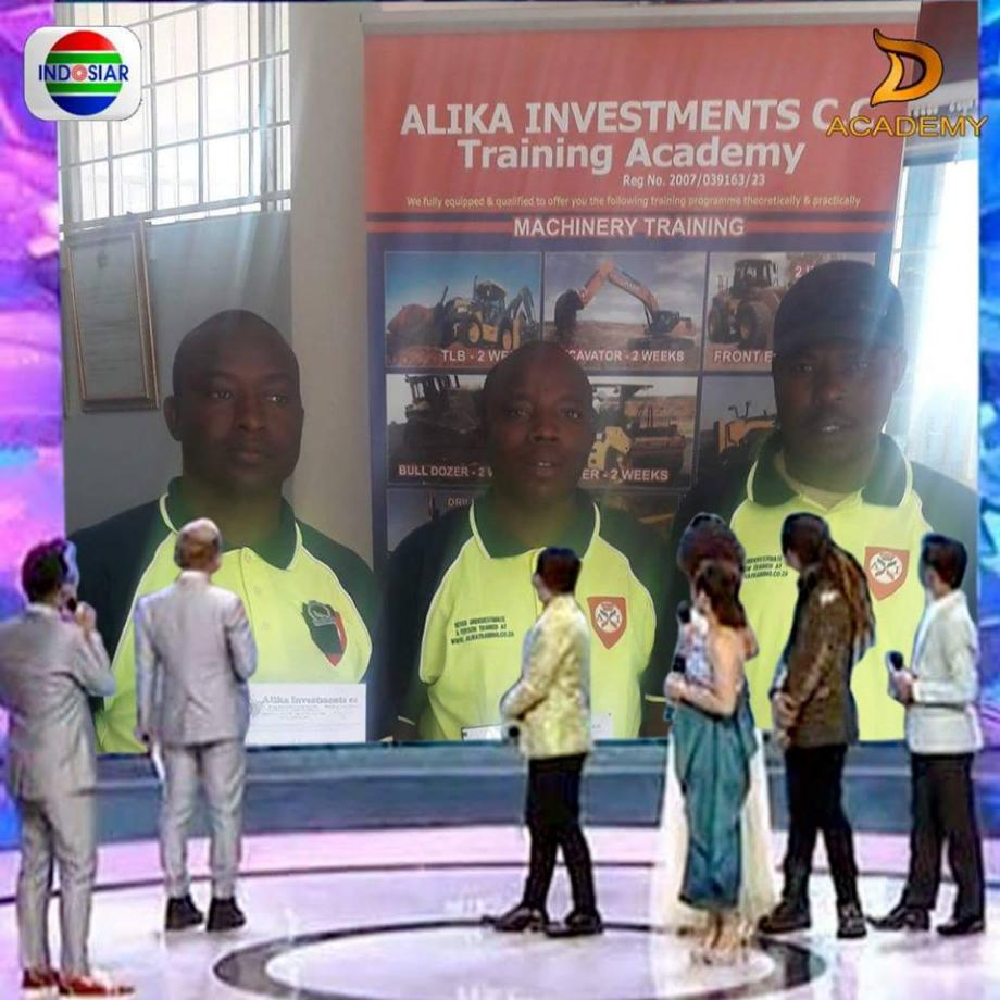 Alika Investment is Registered and Accredited Training Service P