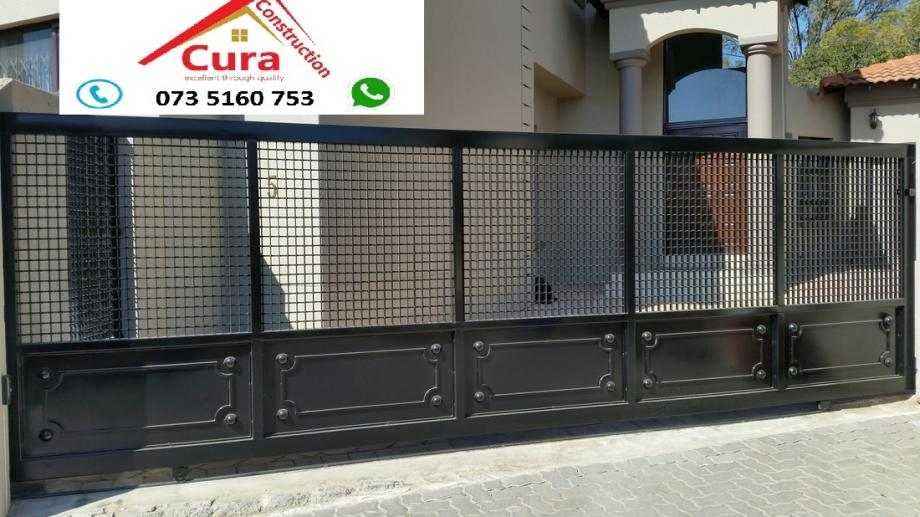 Gates installation 0735160753